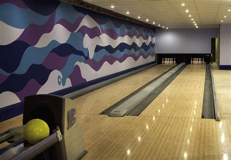 26 basement bowling alley pricey pads