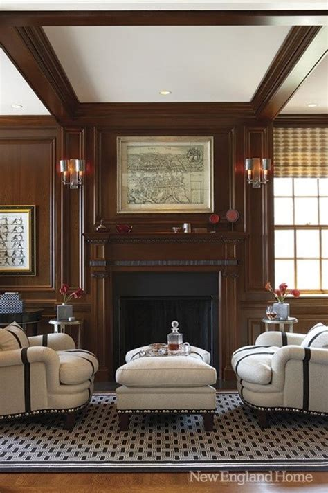 how to make wood paneling look modern how to make a dark paneled room look fresh light