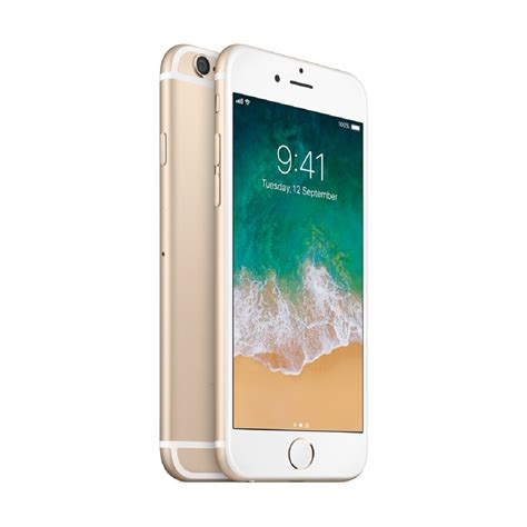 iphone 6 32gb gold big w