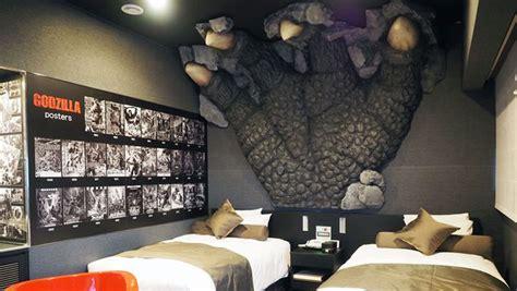 godzilla themed hotel japan spend a night with godzilla in shinjuku savvy tokyo