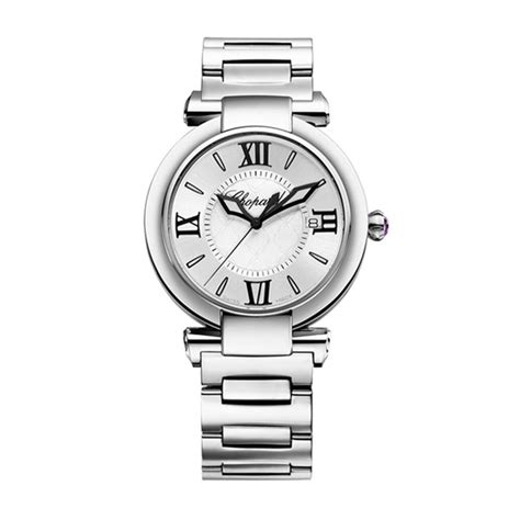 chopard imperiale stainless steel s king