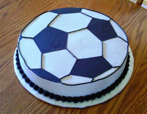 simply sweet soccer ball cake