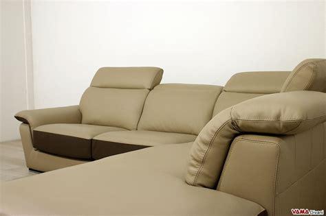 divano pelle angolare divano moderno in pelle di design anche in versione angolare