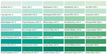 turquoise color chart pittsburgh paints pittsburgh paint