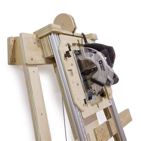 Panel Saw Woodworking Plan Deluxe Panel Saw Kit Wall