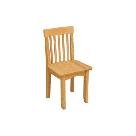 chaise plastique enfant chaise enfant avalon en plastique et bois naturel achat