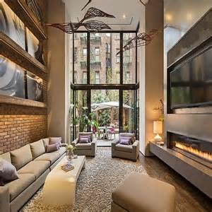 Lofted Luxury Design Ideas New Townhouse New York Brownstones For Rent Brownstone Apartments New York Interior Designs