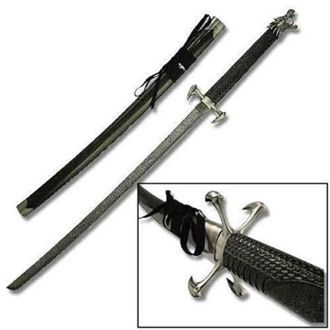 Pedang Samurai Pedang Katana Black yonbaru rockerbaru pedang samurai