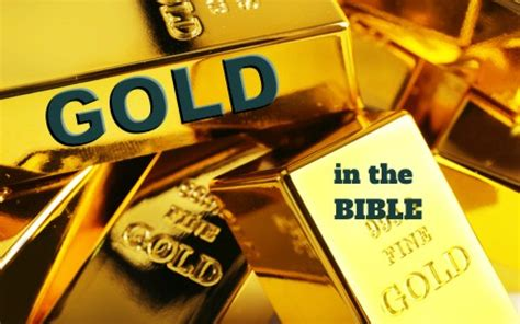 what does the color represent what does the color gold represent when used in the bible