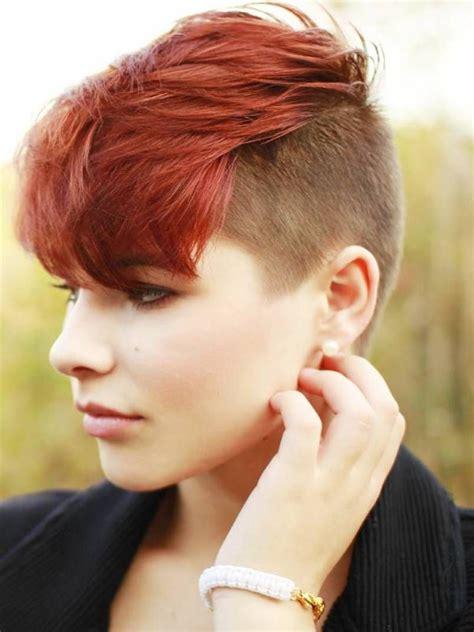 undercut hairstyle women short hair undercut hairstyles