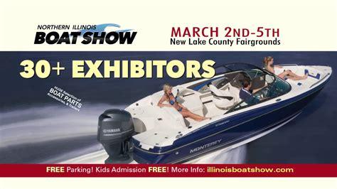 boat show 2017 youtube milwaukee chicago boat show 2017 illinois boat show