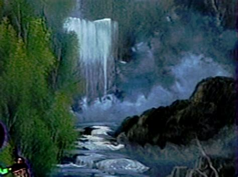 bob ross paintings waterfalls season 16 of the of painting with bob ross