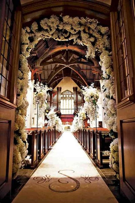 church decorating ideas church wedding decoration decoration