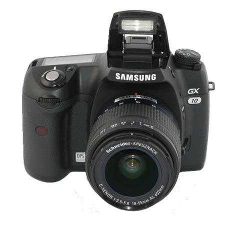 Kamera Samsung Gx 10 test samsung gx 10 wst苹p test aparatu optyczne pl