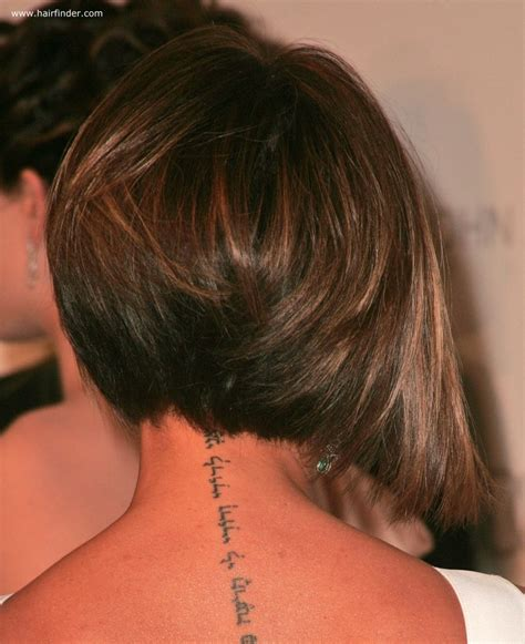 tapered in the back long in the front hairstyles tapered nape bob haircut haircuts models ideas