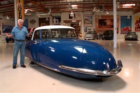 Big Garage Tours by The Other Three Wheeler 1948 Davis Divan Leno