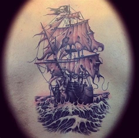 ghost ship tattoo designs ghost ship search tats