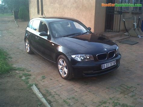 Bmw 1 Series Hatchback Price In South Africa by 2007 Bmw 116i 116i Used Car For Sale In Gauteng South