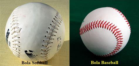 Harga Perbedaan Bola Tenis Dan Kasti by Perbedaan Olahraga Softball Dan Baseball Aturan Permainan