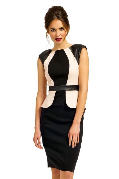 black dresses for black peplum dress dressed up