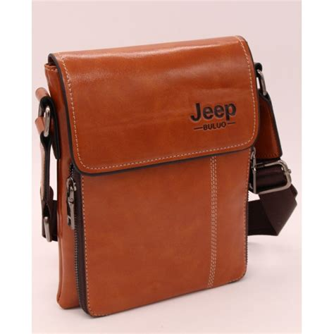 Tas Selempang Pria Jeep 5906 jual tas selempang kulit jeep