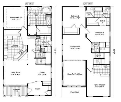 2 story home floor plans perfection if i could put it on wheels lol quot bellaire quot from fuller modular homes my house