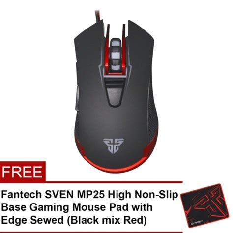 Mouse Usb Gaming V4 Fantech fantech furion v3 2400 dpi led optical 6d usb wired gaming mouse with chroma luminous logo