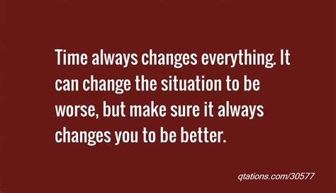Of Time And Change quotes about time and change www pixshark images