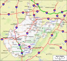 Map Of West Virginia by Calhoun Maps Wirt Maps West Virginia Maps Appalachian