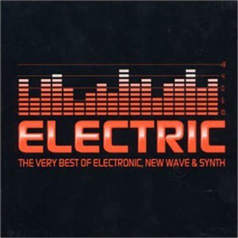 nouvelle vague best of electric best of electronic new wave synth