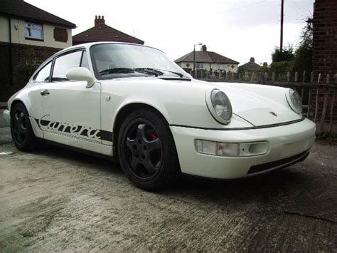 porsche 964 white pics of white 964 with red or black cup 1 s rennlist