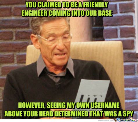 Maury Povich Lie Detector Meme - maury lie detector knows everything by clairvoyant meme