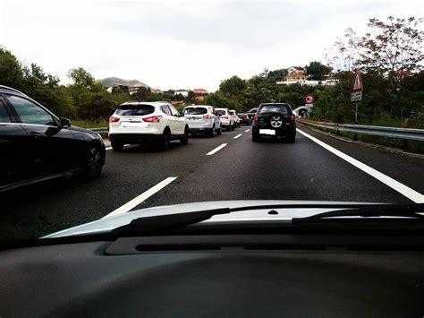 code autostrada dei fiori traffico intenso sulla a10 code tra albenga e savona