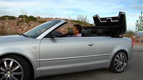 audi s4 cabrio 2004 audi s4 cabriolet test drive viva las vegas autos