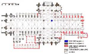 Notre Dame Floor Plan Cathedral Plans And Facts Zone At Abelard Org
