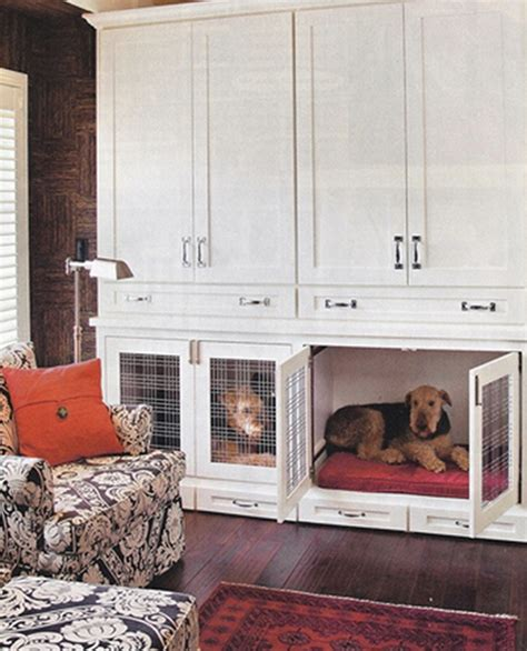 inside dog house 25 cool indoor dog houses home design and interior