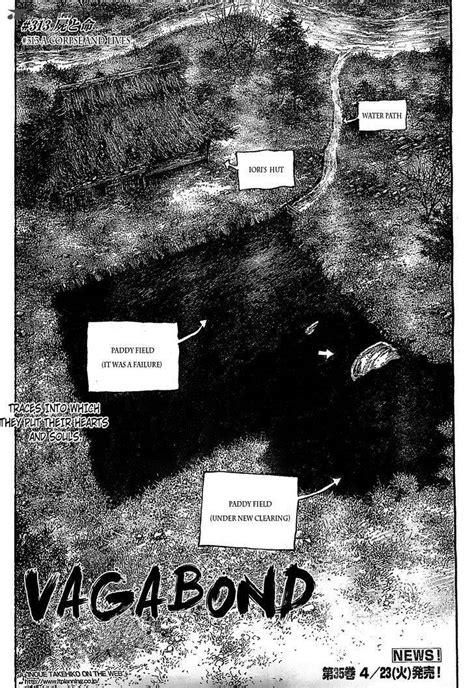 Vagabond, Chapter 313 - A Corpse and Lives - Vagabond