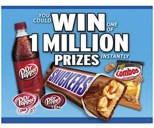 Mars Sweepstakes - mars chocolate road trip game 1 million prizes givenaway free sweepstakes