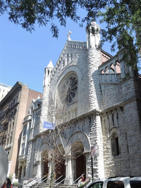 church   ascension roman catholic manhattan wikipedia