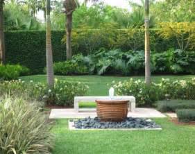Backyard Ideas Miami South Florida Garden Contemporary Landscape Miami