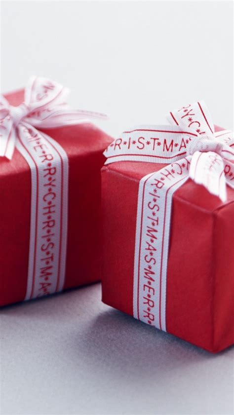 tiny christmas gifts iphone 5 5s ipod wallpaper