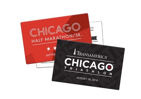 Marathon Gift Cards - announcing our new gift entry program chicago half marathon and 5k