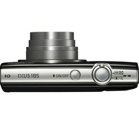 Canon Digital Ixus 185 canon ixus 185 compact black deals pc world