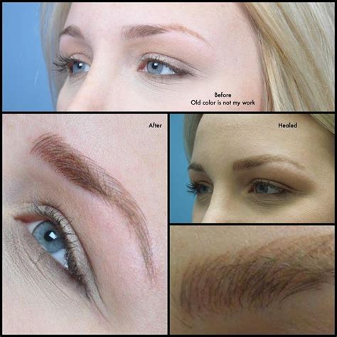 tattoo eyebrows atlanta 55 best images about permanent makeup ideas on pinterest