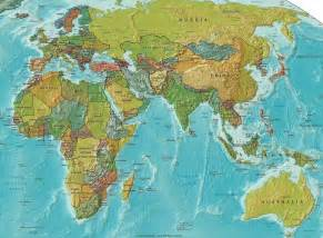 World Map Images by World Maps Tsiosophy Com