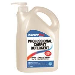 Carpet Cleaner Detergent Carpet Vidalondon Professional Carpet Detergent 5 Litre 4 Bottles Per