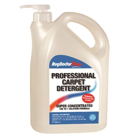 rug doctor soap professional carpet detergent 5 litre 4 bottles per rug doctor
