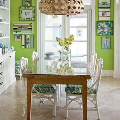 lime green dining room 100 best island inspired interiors images on pinterest