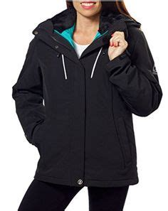 32 degrees ladies' mixed media down jacket | costco