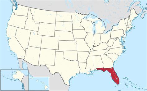 usa map states florida list of municipalities in florida
